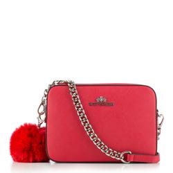 Dámská kabelka, červená, 29-4E-003-3, Obrázek 1