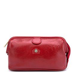 Toaletní taška, červená, 22-3-004-3, Obrázek 1