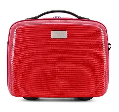 Toaletní taška, červená, 56-3P-575-70, Obrázek 1
