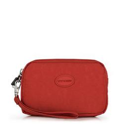 Toaletní taška, červená, 89-3-900-6, Obrázek 1