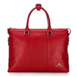 dámská kabelka, červená, 88-4E-354-3, Obrázek 1