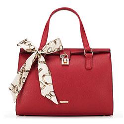 Dámská kabelka, červená, 90-4Y-608-3, Obrázek 1