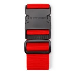 Zamykací pás na zavazadla, červená, 56-30-015-30, Obrázek 1