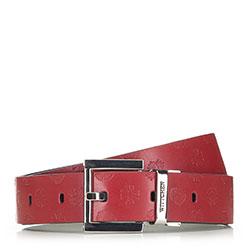 Dámsky opasek, červeno-tmavě modrá, 90-8D-305-3-L, Obrázek 1