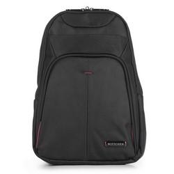 Рюкзак, черно-красный, 56-3S-632-1C, Фотография 1
