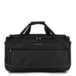 Дорожная сумка, черно-серый, 56-3S-466-12, Фотография 1