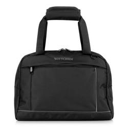 Дорожная сумка, черно-серый, 56-3S-468-12, Фотография 1
