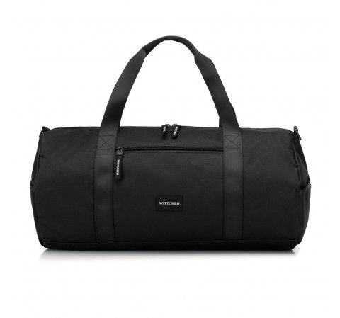 Большая дорожная сумка basic, черный, 56-3S-936-10, Фотография 1