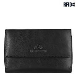 Бумажник, черный, 14-1-049-L1, Фотография 1