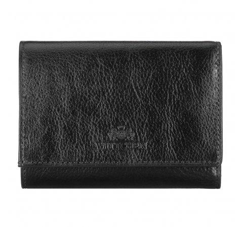 Бумажник, черный, 21-1-071-10, Фотография 1