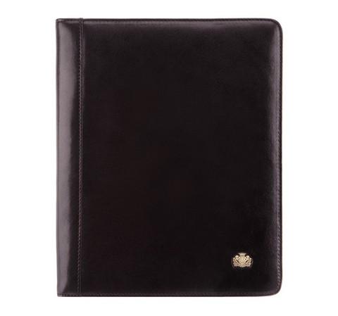 Чехол кожаный для iPad, черный, 10-2-516-1, Фотография 1