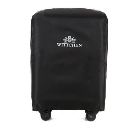 Чехол для маленького чемодана, черный, 56-3-041-6, Фотография 1