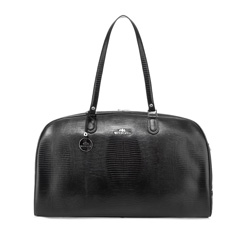 Дорожная сумка, черный, 15-4-062-1J, Фотография 1