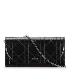 Клатч, черный, 91-4Y-603-1, Фотография 1