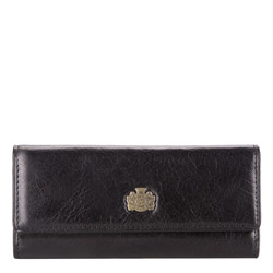 Ключница кожаная с логотипом, черный, 10-2-098-1, Фотография 1