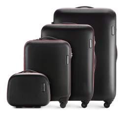 Комплект чемоданов, черный, 56-3-61K-10, Фотография 1