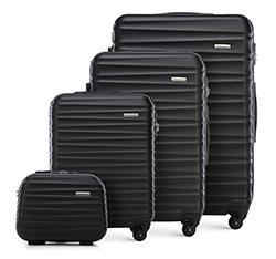 Комплект чемоданов, черный, 56-3A-31K-11, Фотография 1