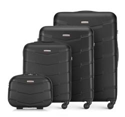 Комплект чемоданов, черный, 56-3A-40K-11, Фотография 1