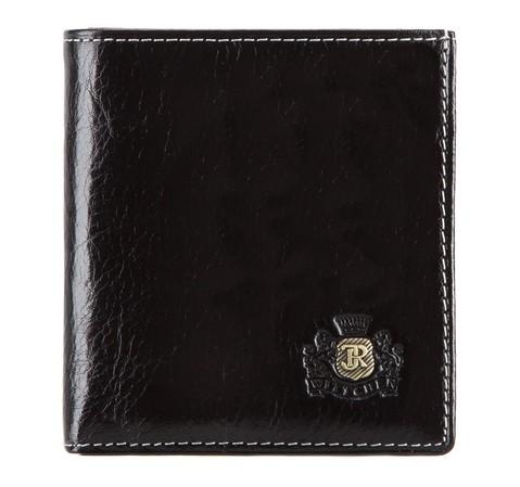 Маленький кожаный кошелек, черный, 22-1-065-1, Фотография 1