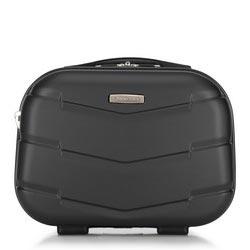 Дорожная косметичка из ABS пластика, черный, 56-3A-404-11, Фотография 1