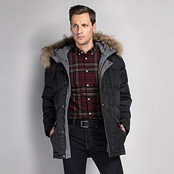 Куртка мужская, черный, 89-9D-451-1-XL, Фотография 1