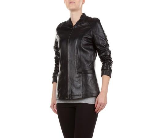 Куртка женская, черный, 79-09-906-2-S, Фотография 1