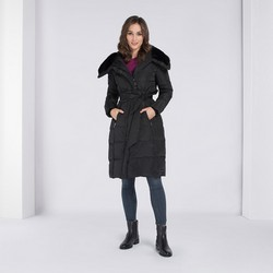Куртка женская, черный, 89-9D-401-1-L, Фотография 1