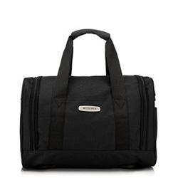 Маленькая дорожная сумка, черный, 56-3S-941-10, Фотография 1