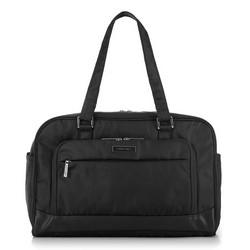 Многофункциональная дорожная сумка с местом для нетбука, черный, 56-3S-705-10, Фотография 1