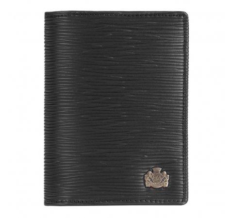 Обложка для документов, черный, 03-2-048-1, Фотография 1