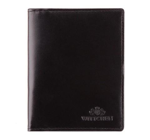 Обложка для документов, черный, 21-2-163-5, Фотография 1