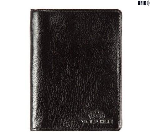 Обложка для документов с прозрачным карманом, черный, 21-2-174-L1, Фотография 1