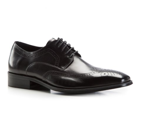 Обувь мужская, черный, 86-M-804-1-40, Фотография 1