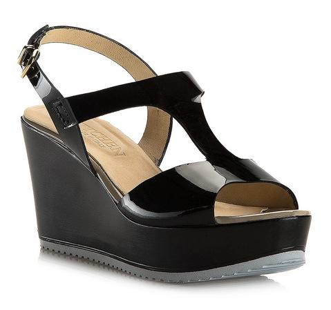 Обувь женская, черный, 80-D-103-0-40, Фотография 1