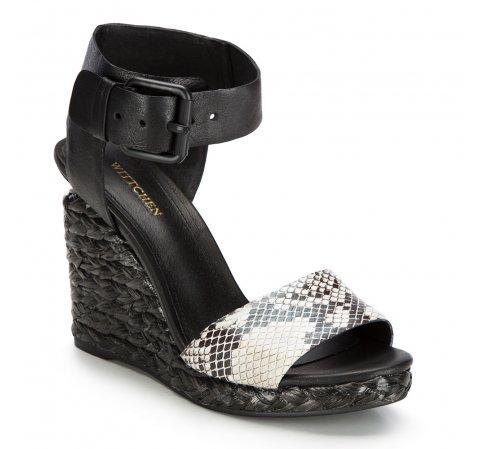 Обувь женская, черный, 86-D-653-2-38, Фотография 1
