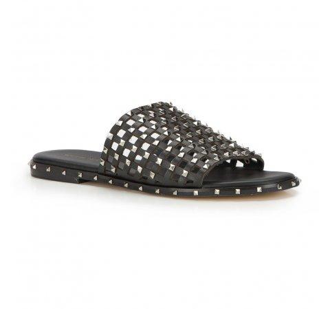 Обувь женская, черный, 86-D-655-1-35, Фотография 1