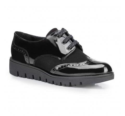 Обувь женская, черный, 87-D-303-1-37, Фотография 1