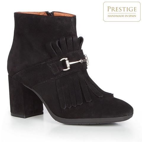 Обувь женская, черный, 87-D-458-5-38, Фотография 1