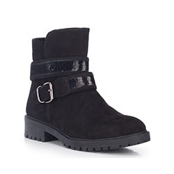 Обувь женская, черный, 87-D-852-1-37, Фотография 1
