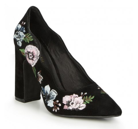 Обувь женская, черный, 87-D-924-1-35, Фотография 1