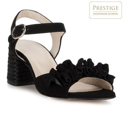 Обувь женская, черный, 88-D-450-1-40, Фотография 1