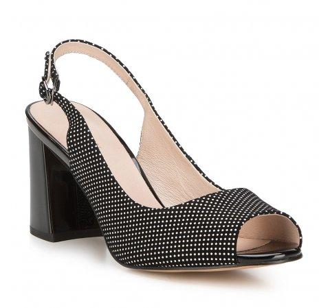 Обувь женская, черный, 88-D-966-1-38, Фотография 1