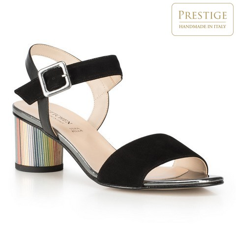 Обувь женская, черный, 90-D-401-1-40, Фотография 1