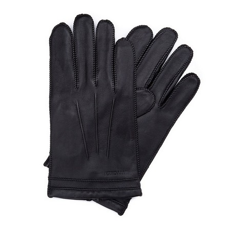 Перчатки мужские, черный, 39-6-343-D-L, Фотография 1