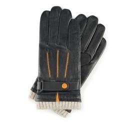 Перчатки мужские, черный, 39-6-717-1-V, Фотография 1
