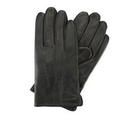 Перчатки мужские, черный, 39-6L-328-1-V, Фотография 1