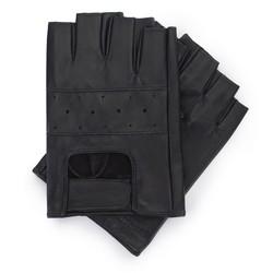 Перчатки мужские, черный, 46-6-387-1-V, Фотография 1