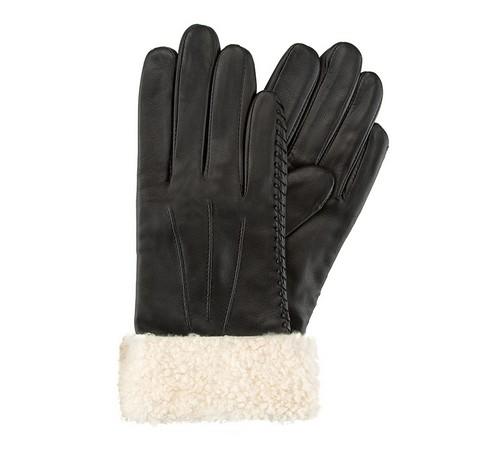 Перчатки женские, черный, 39-6-288-B-M, Фотография 1