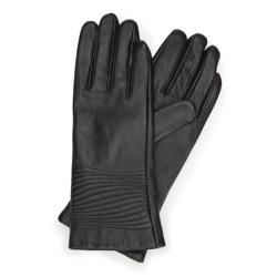 Перчатки женские, черный, 39-6-543-1-M, Фотография 1