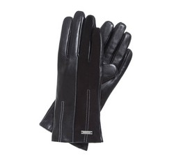 Перчатки женские, черный, 39-6-556-1-L, Фотография 1